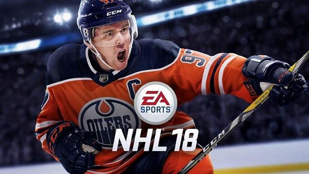 NHL 18 -Pelin Pelaaminen